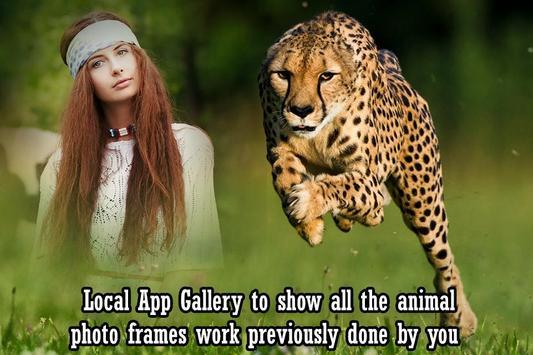Wildlife Photo Frame screenshot 3