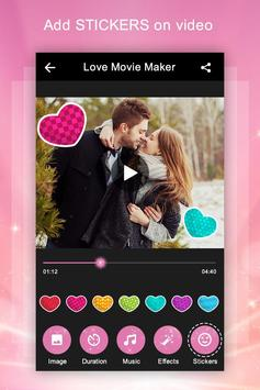 Love Video Maker with Music screenshot 4
