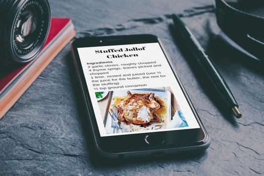 Best Chicken Recipes poster