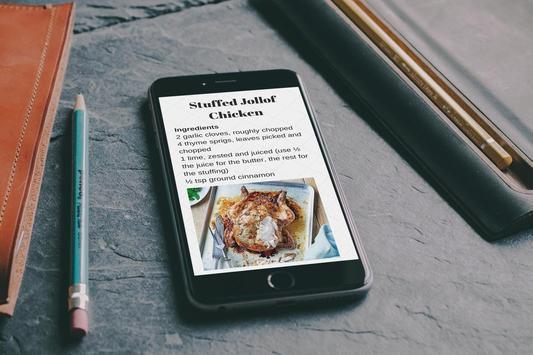Best Chicken Recipes screenshot 2