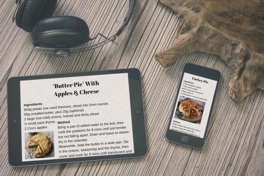 Best Pie Recipes screenshot 4