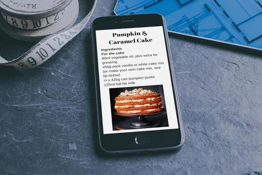 Best Pumpkin Recipes screenshot 1