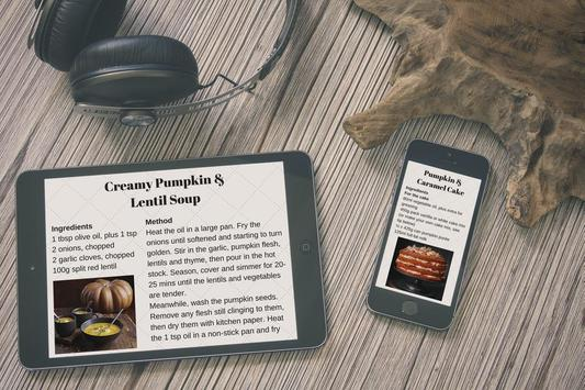 Best Pumpkin Recipes screenshot 4