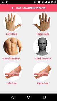 X - Ray Scanner Prank apk screenshot