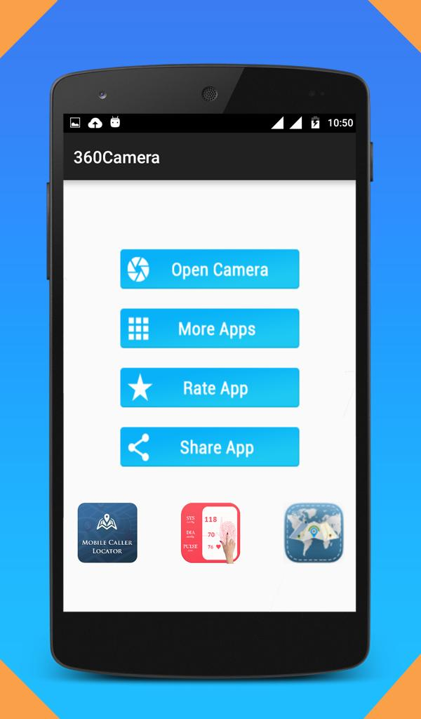360 Degrees Panorama Camera for Android - APK Download