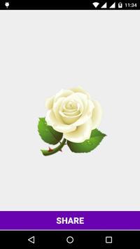 Flower Stickers for watsapp screenshot 5