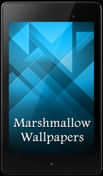 Marshmallow Wallpapers poster