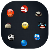 Emoji Stickers for watsapp icon