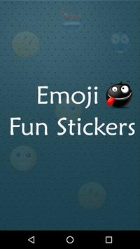Emoji Stickers for watsapp poster