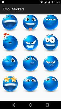 Emoji Stickers for watsapp screenshot 1