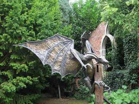 Unique Garden Sculpture Ideas APK تحميل - مجاني نمط حياة تطبيق ...