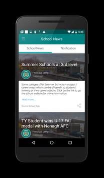 Portumna Community School screenshot 1
