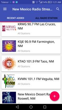 New Mexico Radio Stations apk screenshot