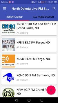 North Dakota Radio Stations apk screenshot