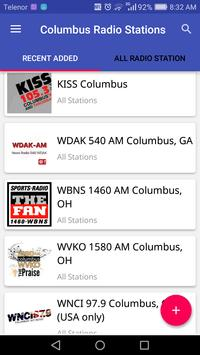 Columbus Radio Stations screenshot 1