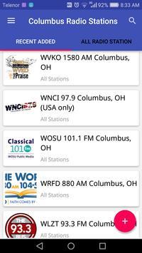 Columbus Radio Stations screenshot 2