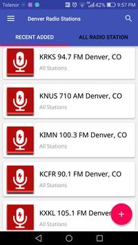 Denver Radio Stations screenshot 2