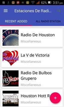 Estaciones De Radio Gratis En Houston TX captura de pantalla 2