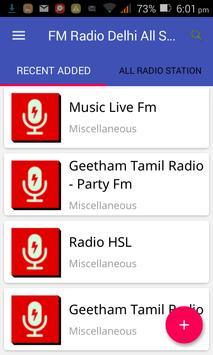 FM Radio Delhi All Stations screenshot 3