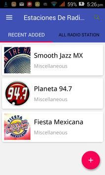 Estaciones De Radio De Guadalajara Jalisco apk screenshot