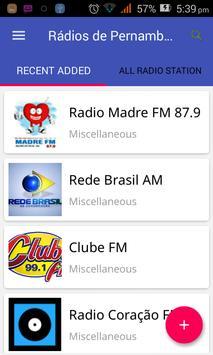 Rádios de Pernambuco poster
