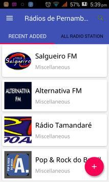Rádios de Pernambuco screenshot 2
