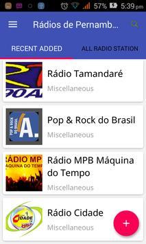 Rádios de Pernambuco screenshot 3