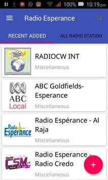 Radio Esperance All Stations screenshot 3