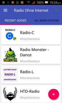 Radio Ohne Internet poster