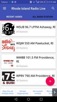 Rhode Island Radio Live poster