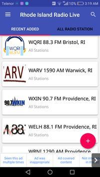 Rhode Island Radio Live apk screenshot
