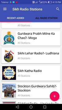 Sikh Radio Stations poster
