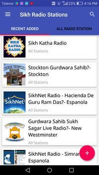 Sikh Radio Stations screenshot 1