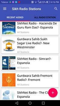 Sikh Radio Stations screenshot 2