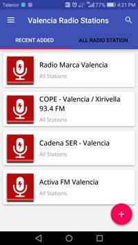 Valencia Radio Stations screenshot 1