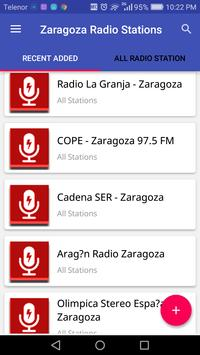 Zaragoza Radio Stations screenshot 1