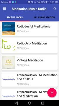 Meditation Music Radio apk screenshot