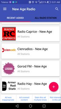 New Age Radio apk screenshot