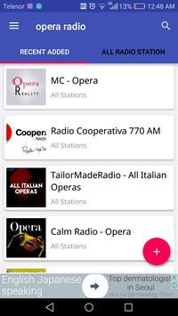 Opera Radio apk screenshot