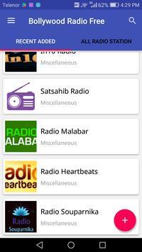 Bollywood Radio Free screenshot 2