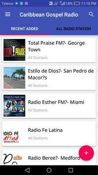 Caribbean Radio Stations poster