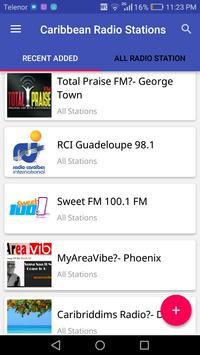 Caribbean Radio Stations screenshot 1