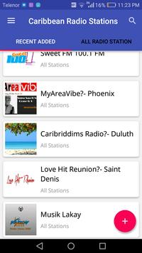 Caribbean Radio Stations screenshot 2