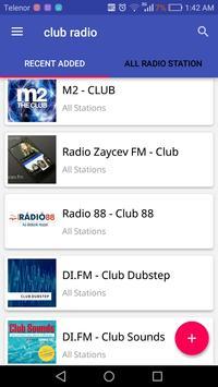 Club Radio apk screenshot