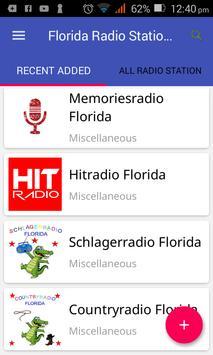 Florida Radio Stations apk screenshot