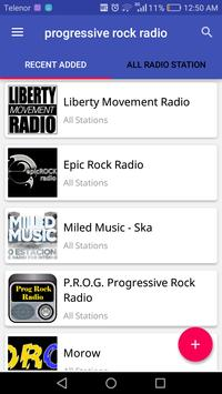 Progressive Rock Radio screenshot 1