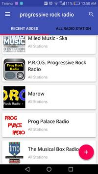 Progressive Rock Radio screenshot 2