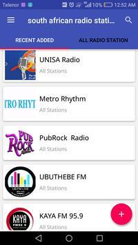 South African Radio Stations apk screenshot