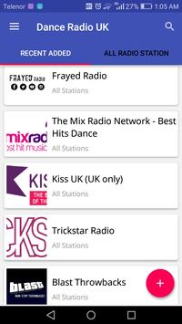 Dance Radio UK screenshot 1