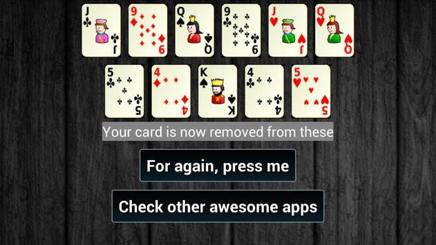 Think a Card apk screenshot